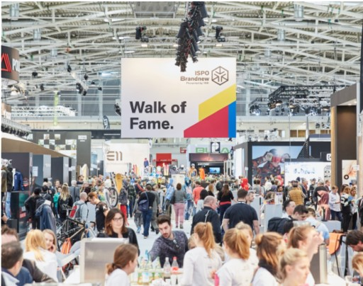ORIGINAL+ in der ISPO Brandnew Area 2019